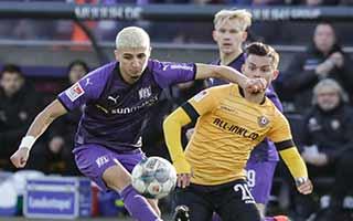 VfL Osnabruck vs Dynamo Dresden