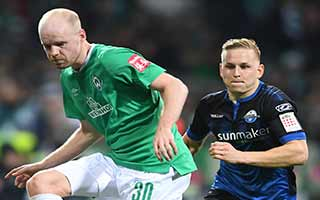 Werder Bremen vs Paderborn