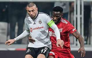 Besiktas vs Sivasspor