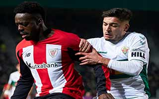 Elche vs Athletic Bilbao