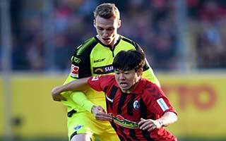 Freiburg vs Paderborn
