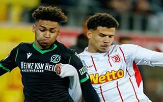 Jahn Regensburg vs Hannover