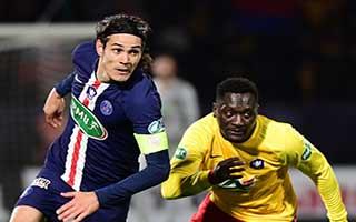 Linas Montlhery vs Paris Saint-Germain