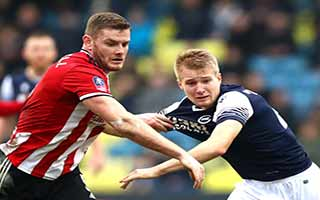 Millwall vs Sheffield United