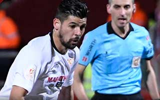 Mirandes vs Sevilla