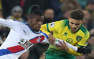 Norwich City vs Crystal Palace