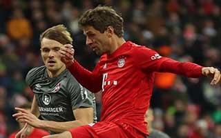 Nurnberg vs Bayern Munich