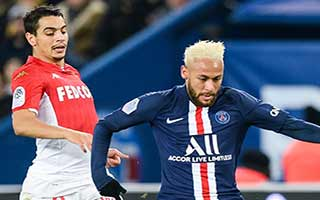 Paris Saint-Germain vs AS Monaco