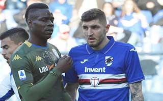 Sampdoria vs Brescia
