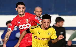 Standard Liege vs Borussia Dortmund