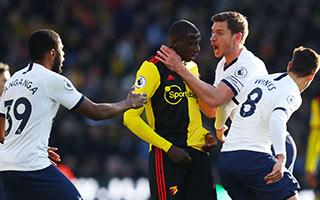 Watford vs Tottenham Hotspur