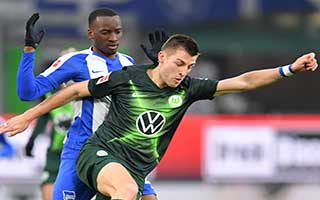 Wolfsburg vs Hertha Berlin