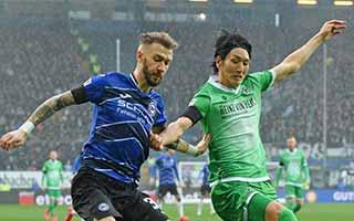 Arminia Bielefeld vs Hannover