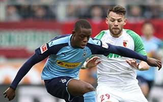 Augsburg vs Borussia Monchengladbach