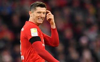 Bayern Munich vs Paderborn
