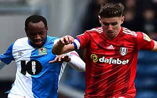 Blackburn Rovers vs Fulham