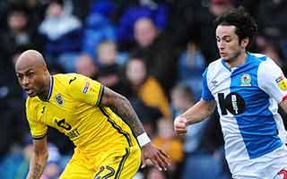 Blackburn Rovers vs Swansea City