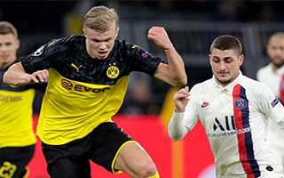 Borussia Dortmund vs Paris Saint-Germain