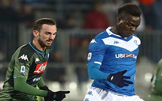Brescia vs Napoli