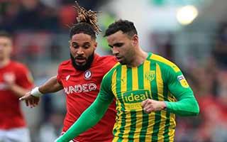 Bristol City vs West Bromwich Albion