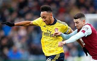 Burnley vs Arsenal