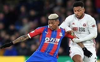 Crystal Palace vs Sheffield United