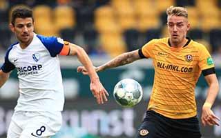 Dynamo Dresden vs Bochum