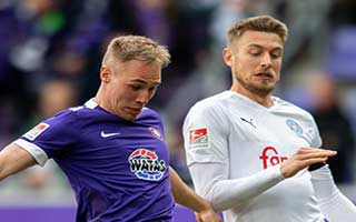 Erzgebirge Aue vs Holstein Kiel