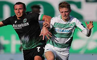 Greuther Furth vs Hannover