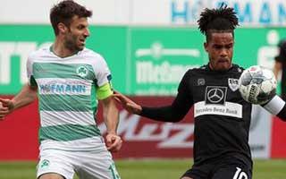 Greuther Furth vs Stuttgart