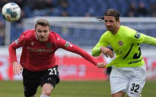 Hannover vs SV Wehen Wiesbaden