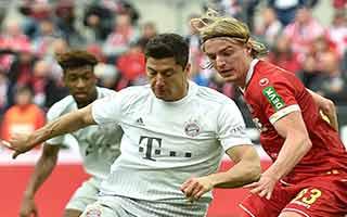 Koln vs Bayern Munich