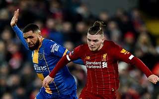 Liverpool vs Shrewsbury Town