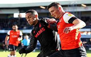 Luton Town vs Stoke City