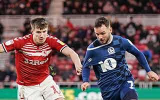 Middlesbrough vs Blackburn Rovers