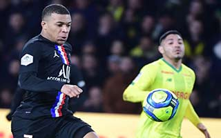 Nantes vs Paris Saint-Germain