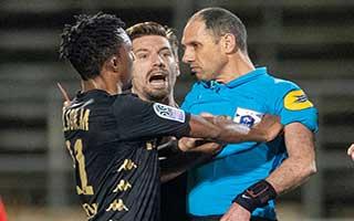 Nimes vs AS Monaco
