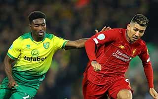 Norwich City vs Liverpool