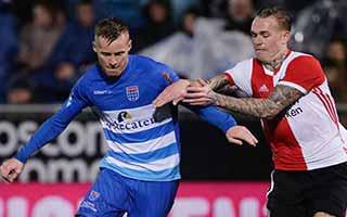 PEC Zwolle vs Feyenoord
