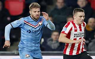 PSV Eindhoven vs Willem II