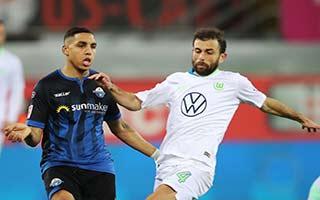 Paderborn vs Wolfsburg