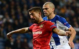 Porto vs Bayer Leverkusen