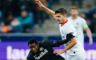 Salzburg vs Eintracht Frankfurt