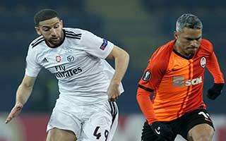 Shakhtar Donetsk vs Benfica