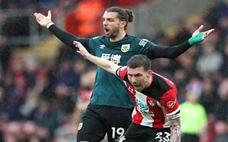 Southampton vs Burnley
