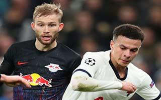 Tottenham Hotspur vs RasenBallsport Leipzig
