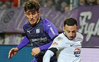 VfL Osnabruck vs Erzgebirge Aue