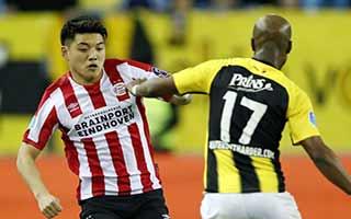 Vitesse vs PSV Eindhoven