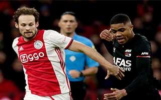 Ajax vs AZ Alkmaar