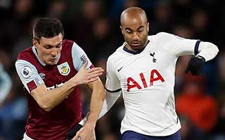 Burnley vs Tottenham Hotspur